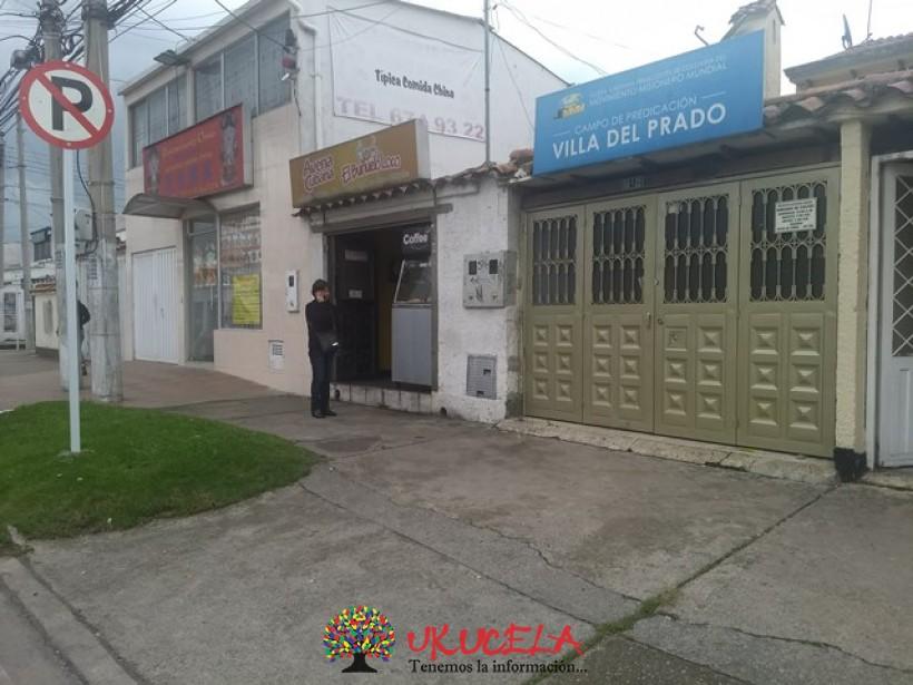 VENDO CASA COMERCIAL VILLA DEL PRADO