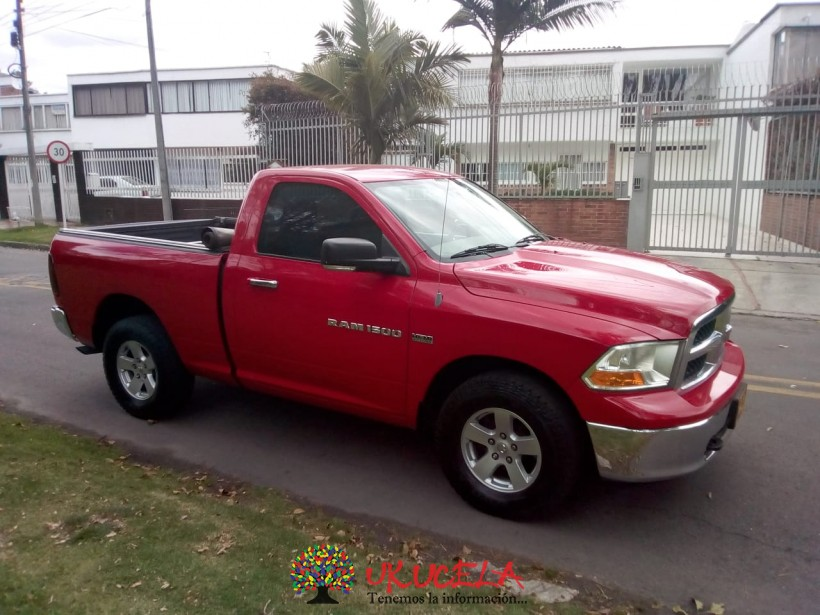 DODGE RAM 1.500 PICK UP Automática