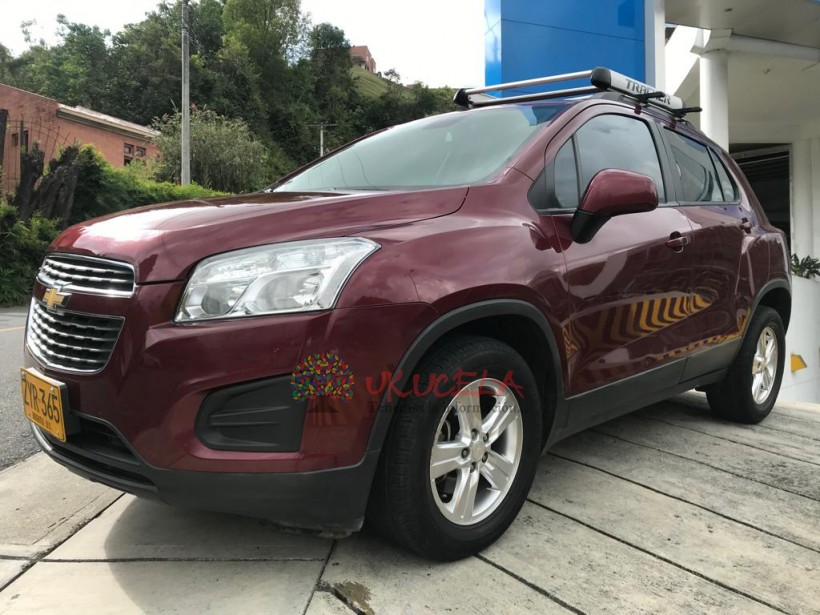 CHEVROLET TRACKER LS MECÁNICA 2015 MANIZALES