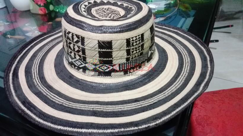 Sombrero vueltiao original 24 vueltas