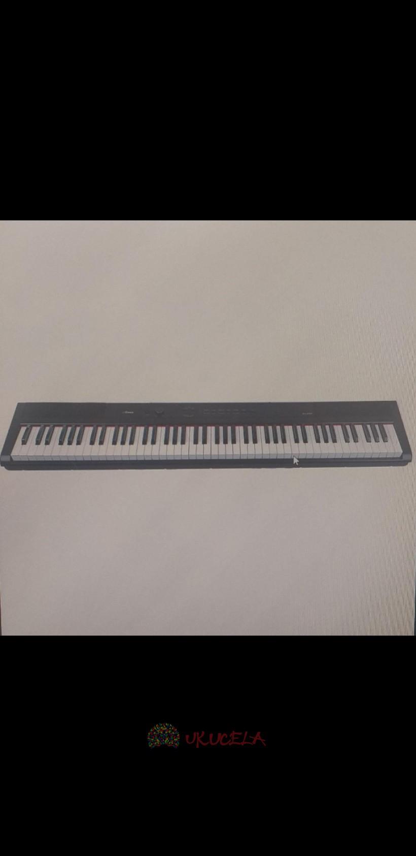 Piano eléctrico artesia
