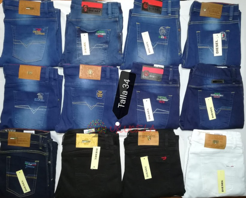 Pantalones para caballero
