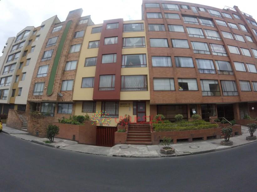 Se vende apartamento en Quintaparedes