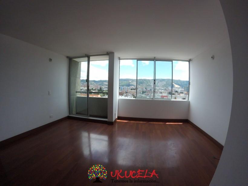 Se vende apartamento piso 13 calle 170