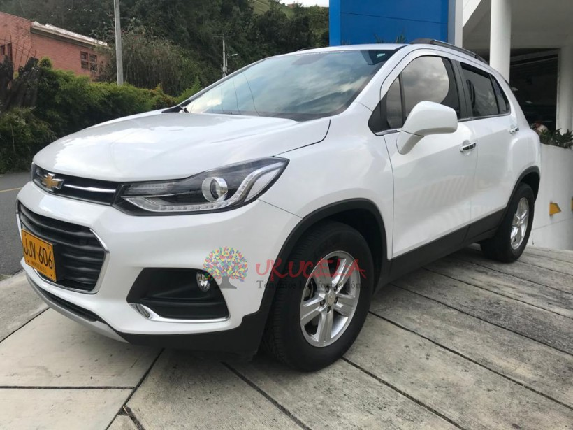 CHEVROLET TRACKER LT AUTOMÁTICA MCM 2018 MANIZALES