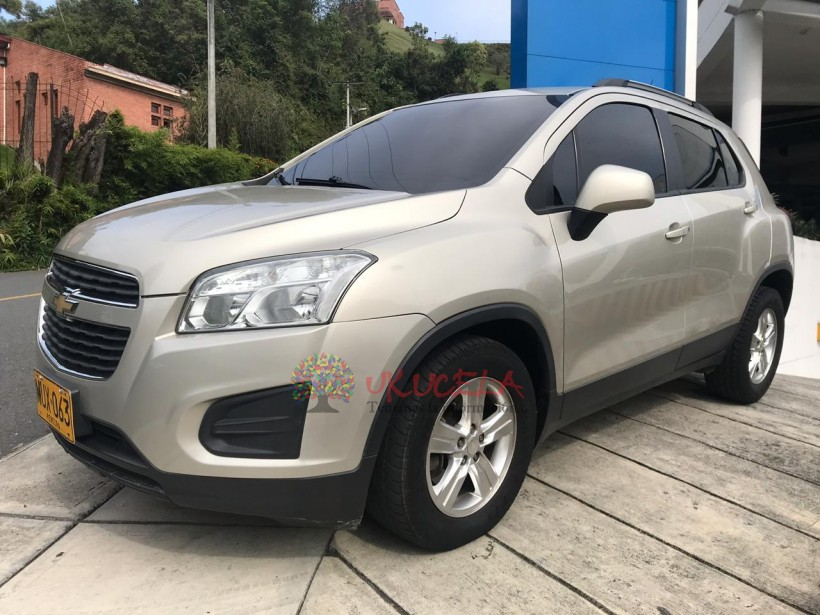 CHEVROLET TRACKER LS MECÁNICA 2014 MANIZALES