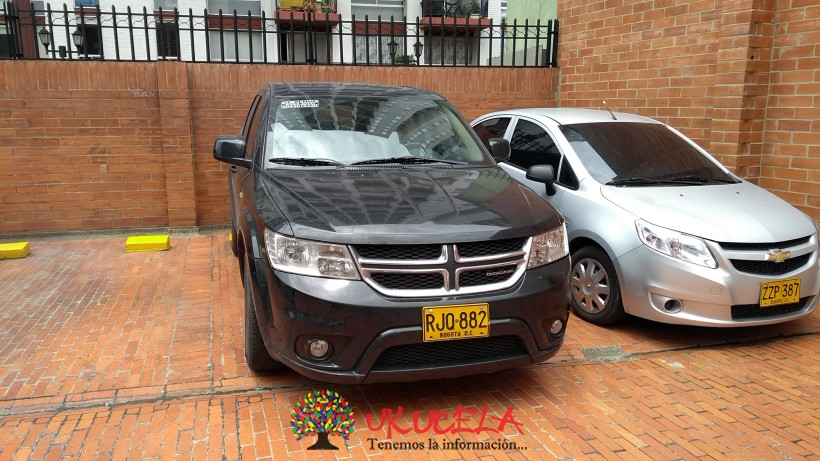 Vendo Camioneta Dodge Journey