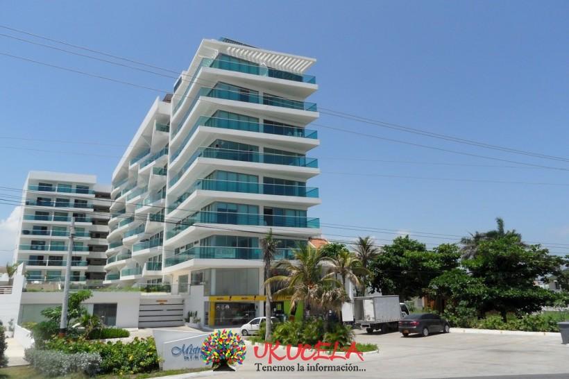 Se arrienda Apartamento Amoblado en Sector Exclusivo en Cartagena