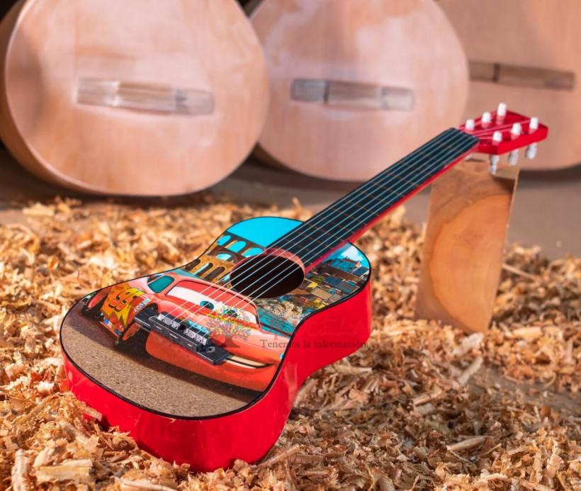 Guitarras para niños de 1 a 5 años