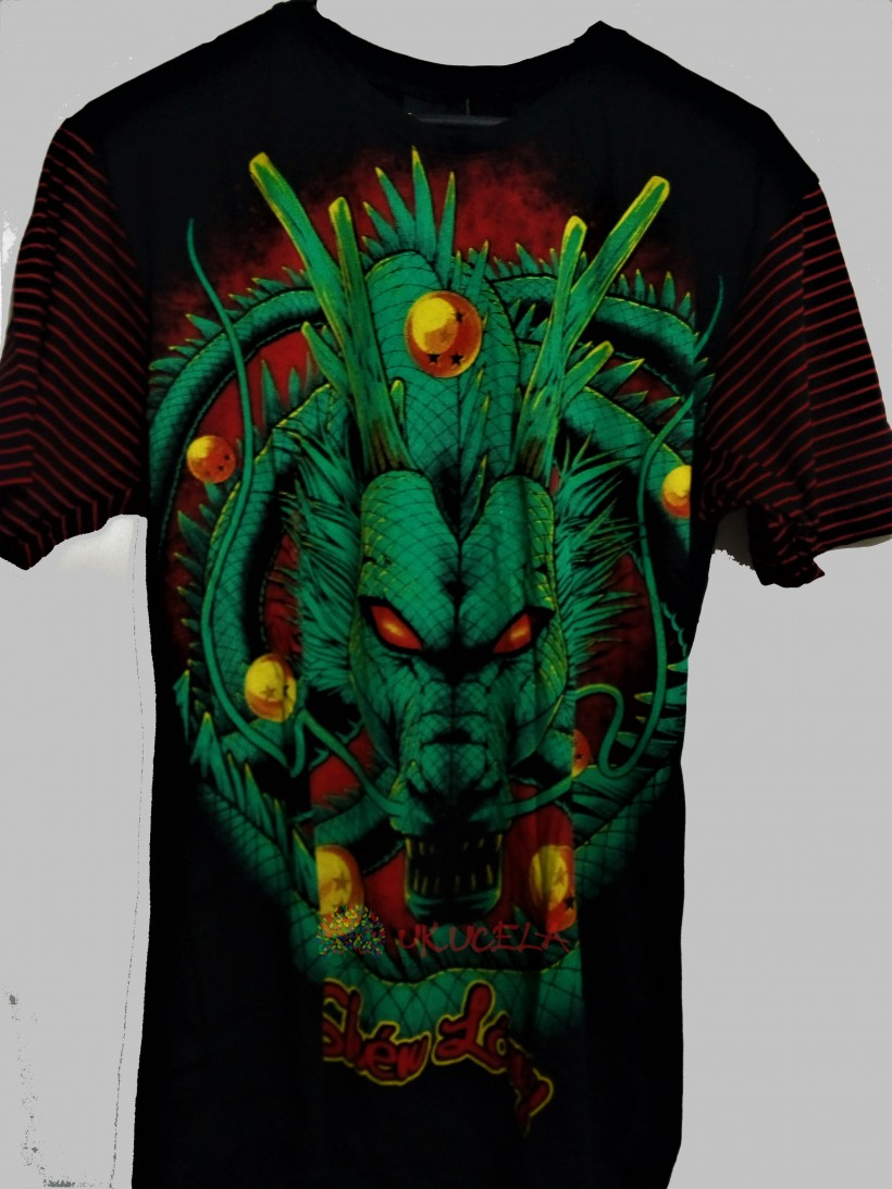 CAMISETA PARA HOMBRE ESTAMPADA -DRAGON BALL