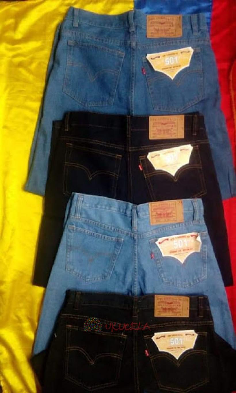 hermosos jeans levis 501  de la mejor calidad