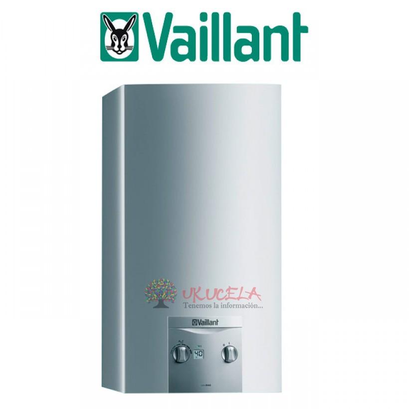 Reparación de calentadores VAILLANT 3212508772 BOGOTA