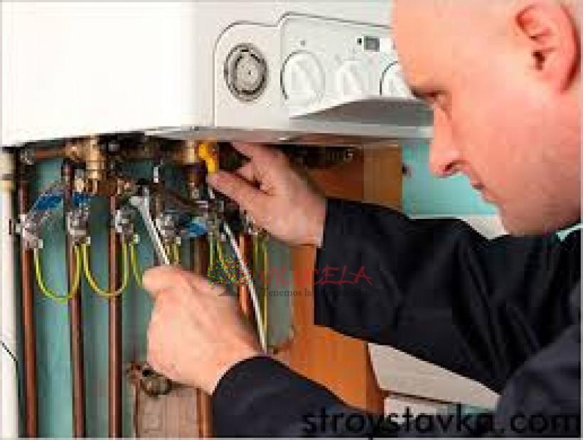 Reparación de calentadores de agua