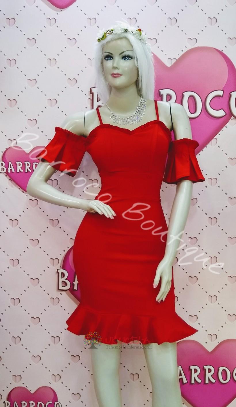 Vestido marca Barroco