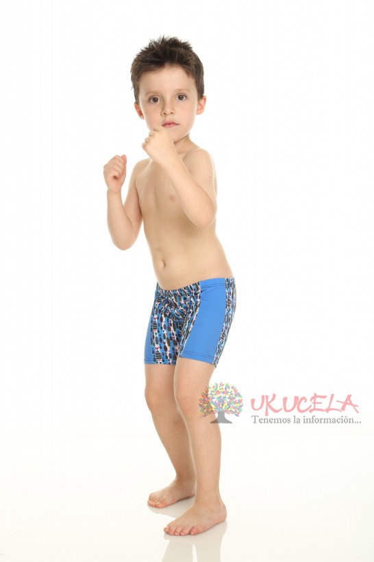 Pantaloneta en lycra para niño