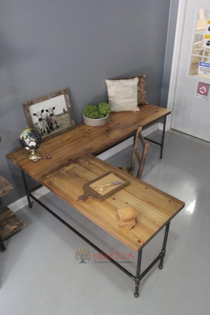 escritorio gotico