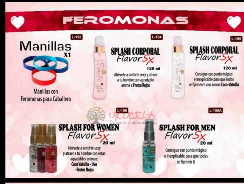 Feromonas sex shop