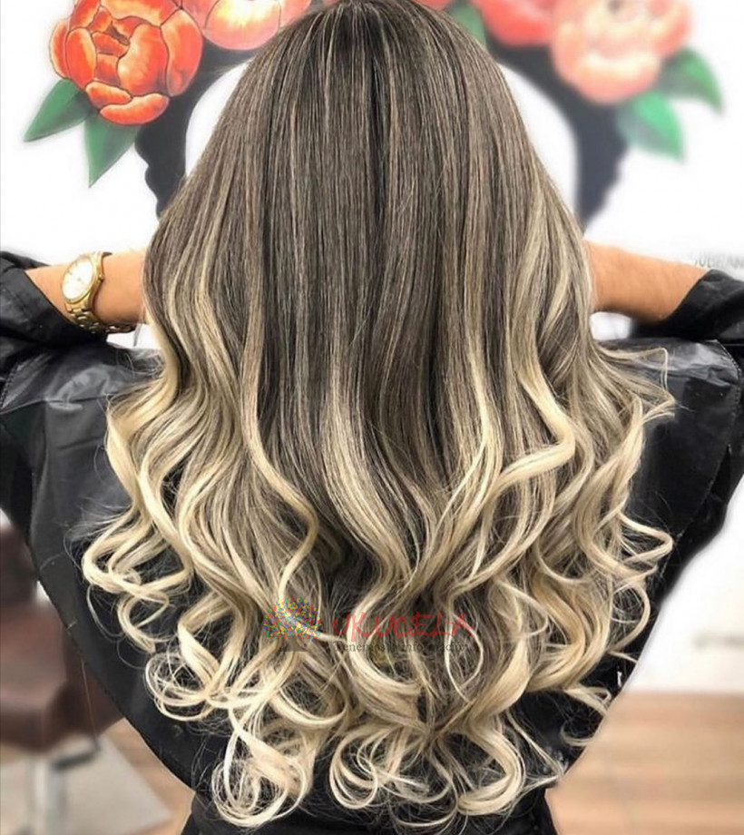 BALAYAGE .VIVE LA EXPERIENCIA DEL COLOR .SACA TU MEJOR VERSION  .