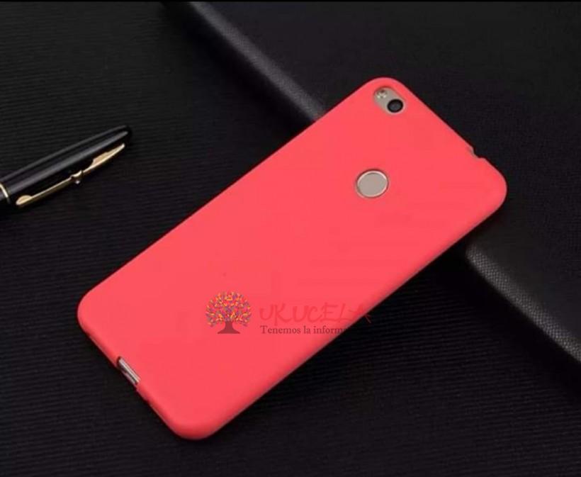 Forro De Silicona Xiaomi Redmi 4x