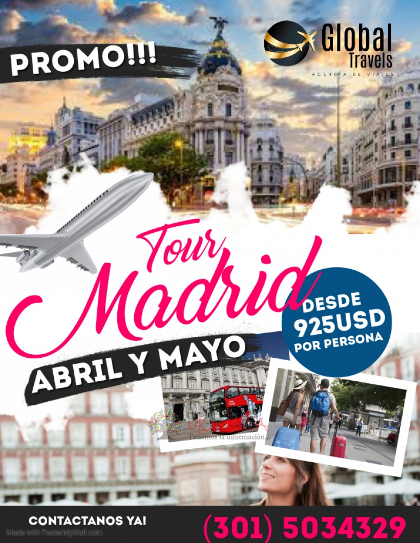 TOUR POR MADRID