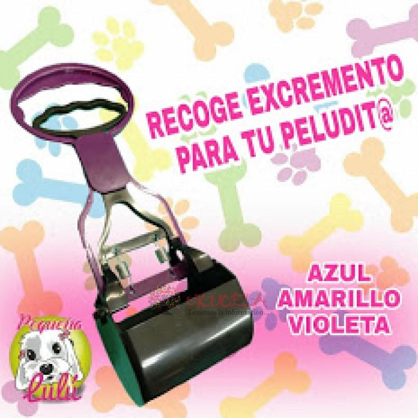 RECOGE EXCREMENTO PARA PERROS